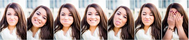 Die vielen Gesichter der Sarah M.