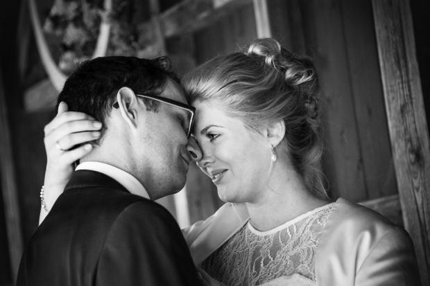 Hochzeits-Emotionen