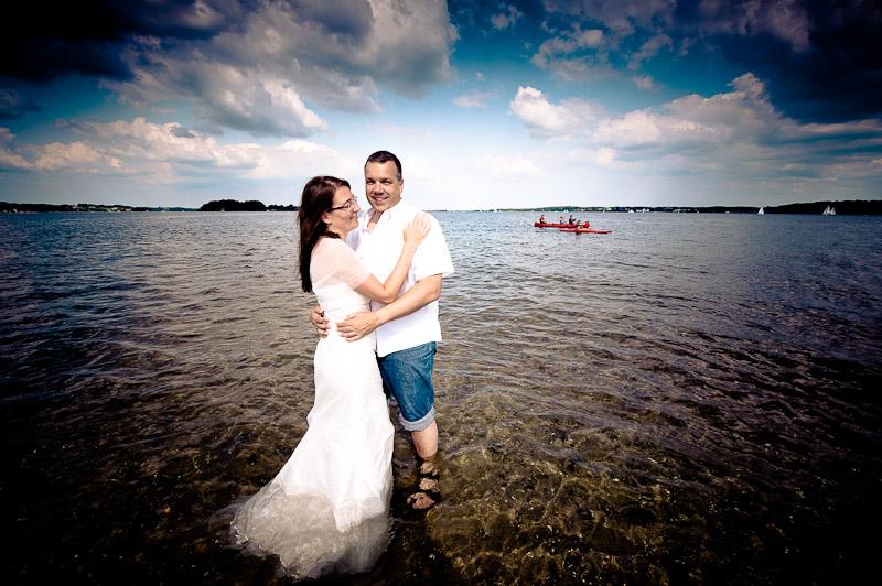 Der Tag nach der Hochzeit – Katrin & Niels – Trash the Dress in Dänemark