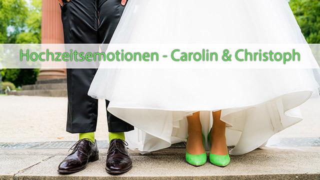 Mit Carolin & Christoph im Spätsommer Hochzeitsemotionen in Bad Homburg genießen