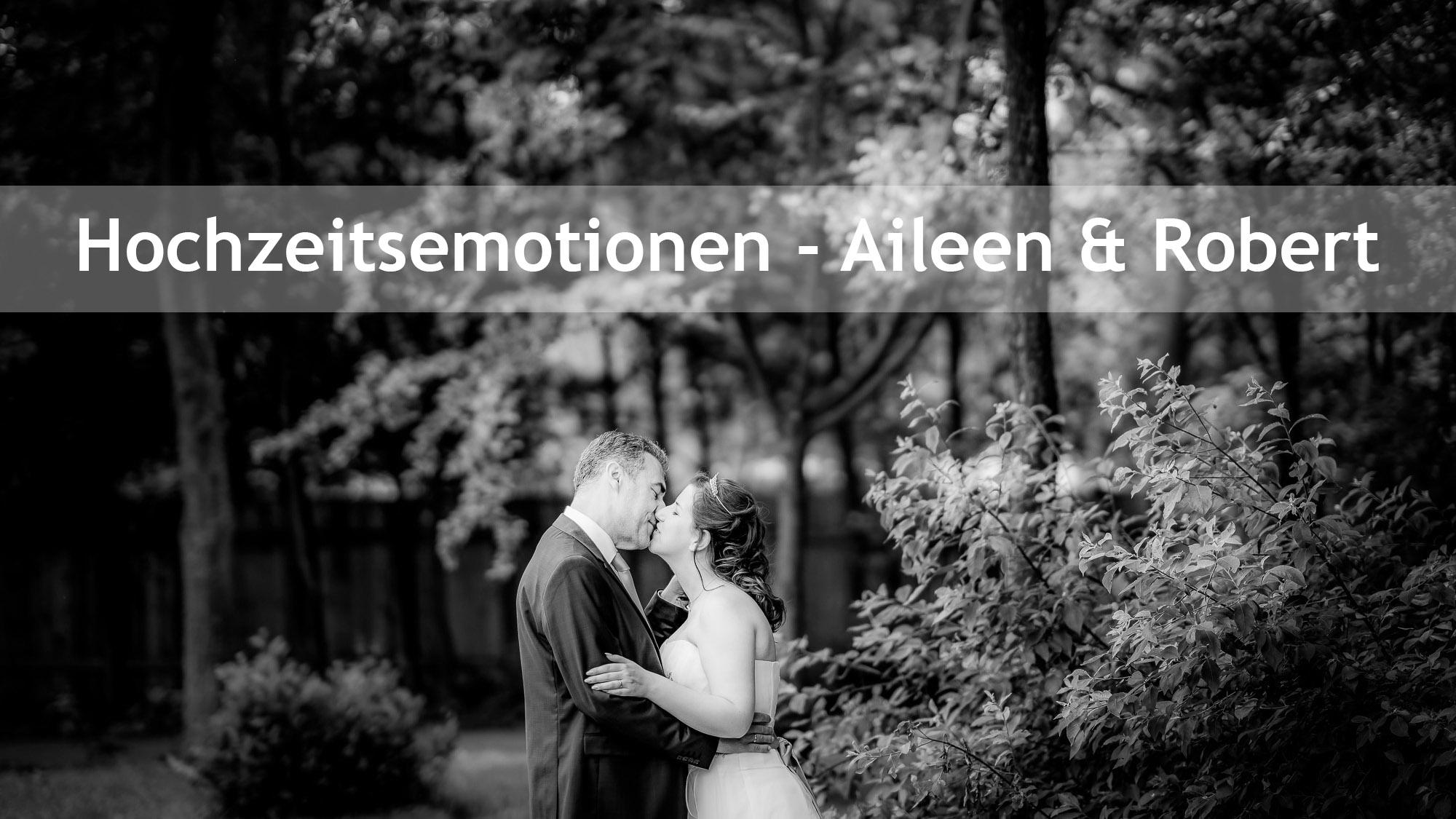 Hochzeitsemotionen von Aileen & Robert im Hessenpark – oder – Wenn die Schwester……