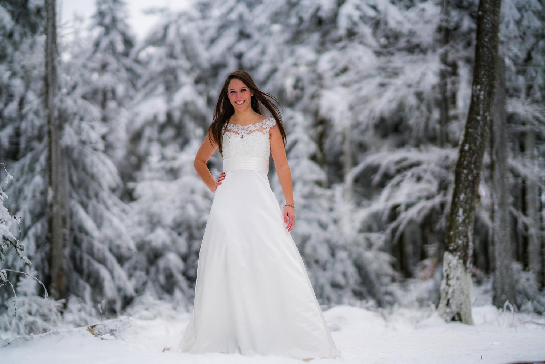 Mit Schneewittchen und Elsa im Schnee – was ein Spaß!