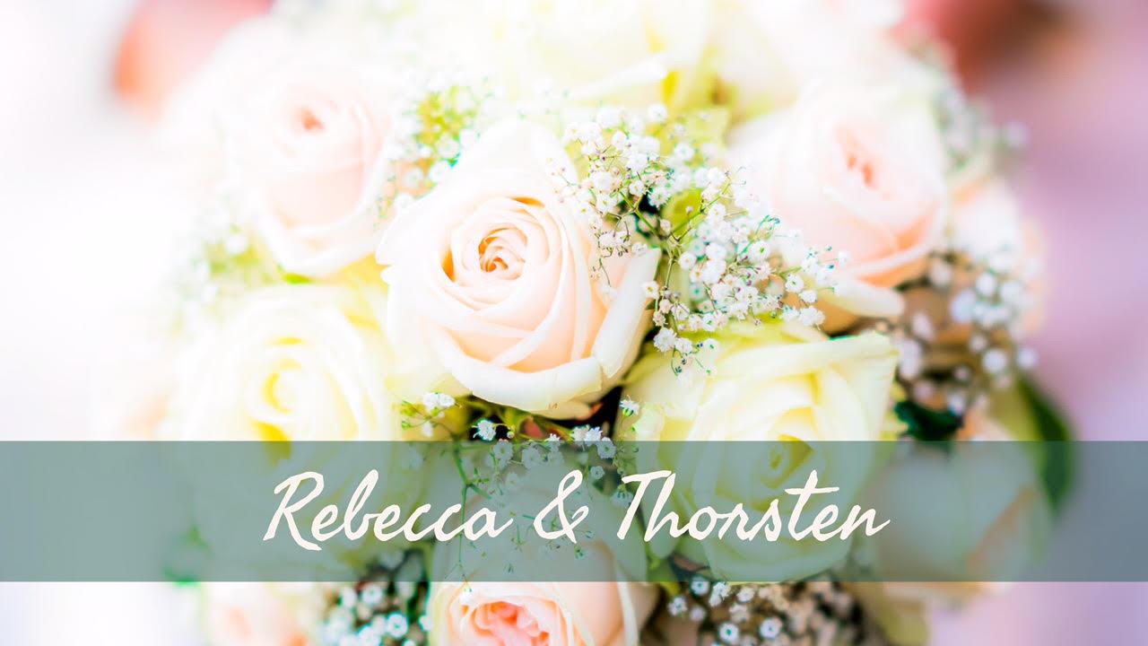 Rebecca und Thorsten haben uns gezeigt wie wunderschön November-Hochzeiten sein können