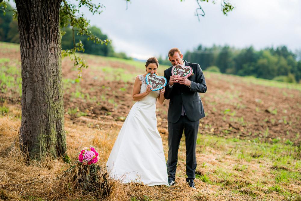 Echte reale Hochzeitsemotionen – Rebekka und Daniel – ein Traumpaar!